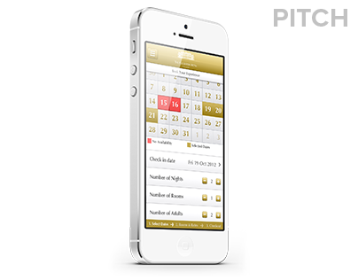The Fullerton Hotel Mobile App (Pitch)