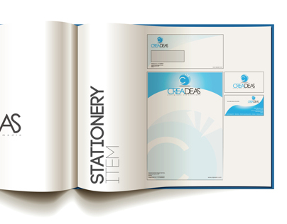 Logo Design and Stationary Item