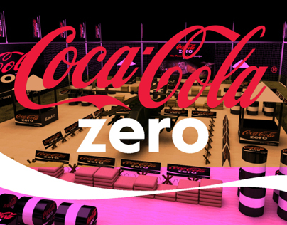 Coca-cola zero paintball battle field 10