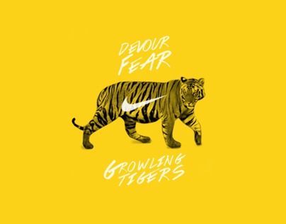 Nike x Growling Tigers