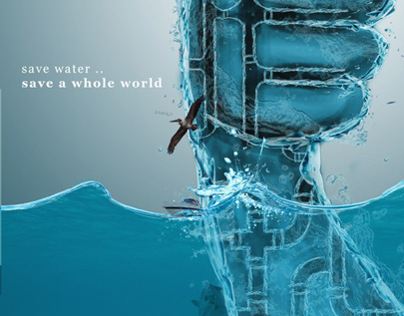 Save Water .. Save a Whole World