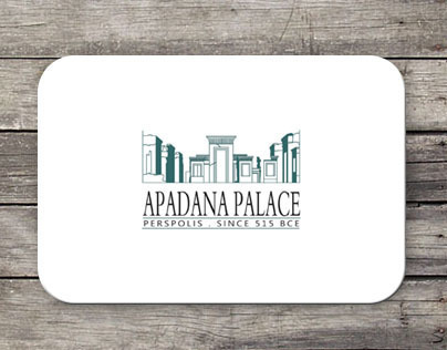 Apadana Logo Project