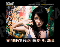 Swihart Photography Website
