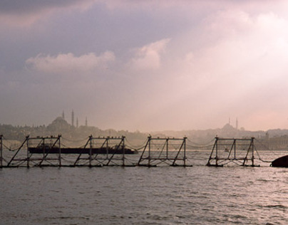 Istanbul along the Bosphorus