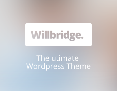 Willbridge Wordpress Theme
