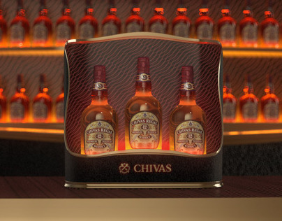 Chivas mobile bar