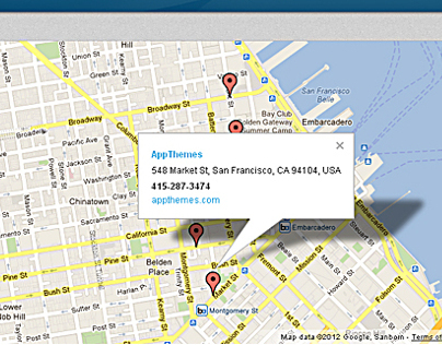 MAPSUPREME – Vantage  Wordpress Plugin