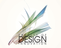 Faculty of Design Innovation Logo
