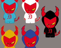 DETROIT DEVIL T SHIRTS