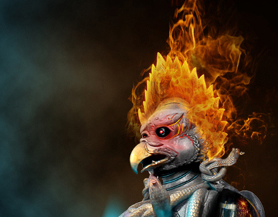 Garuda Photo Manipulation