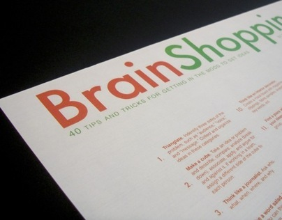 Brain Shopping by Ellen Lupton