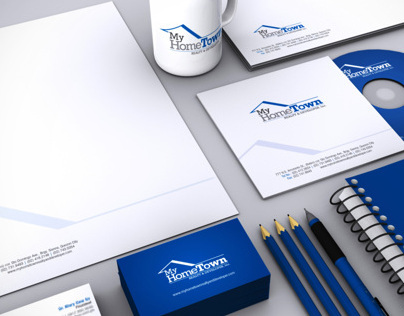 My Hometown Realty & Developer, Inc. Corporate Identity
