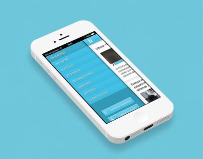 Niiiws iPhone App