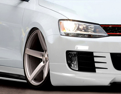 JETTA R32 GERMAN STYLE  -virtual tuned-