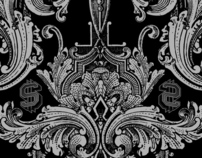 Engravings Vector Stock Art Collection