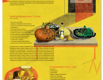 Food Illustrations/Soul Magazine 2012