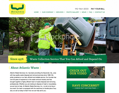 Atlantic Waste Services