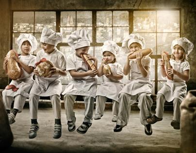 2013 Calendar, Berlys Bread Company