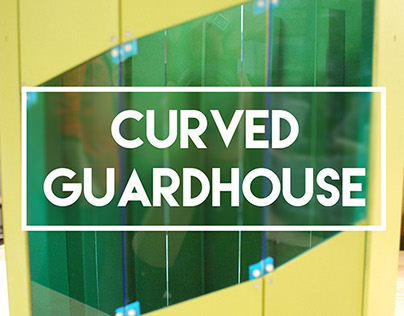 Curved Guardhouse