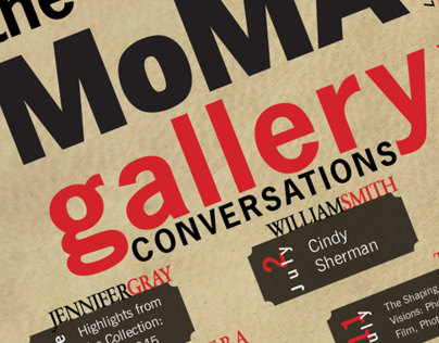 MoMA Project  |  Gallery Conversations: Otis College