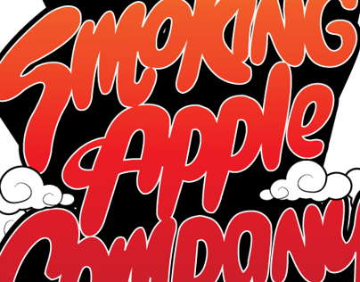 Smoking Apple in the Sky