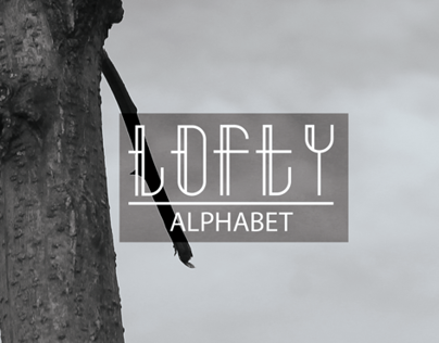 Lofty Typeface