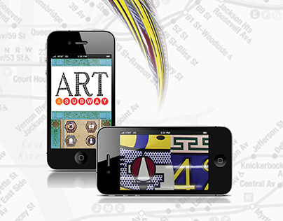 Art in the Subway Mobile App