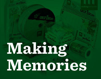 Making Memories Branding & Web