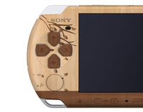 2010 World Environment Day Limited Edition Sony PSP