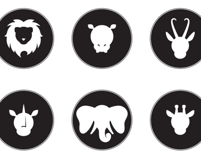 Zoo Pictograms