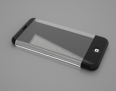 Glass iPhone