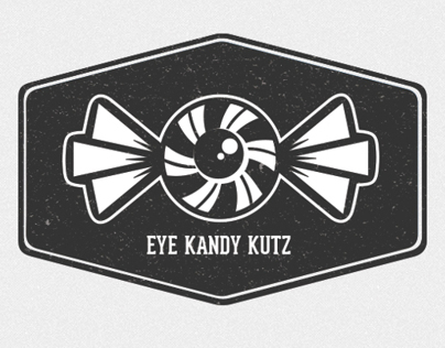 Eye Kandy Kutz Branding