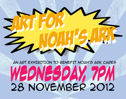 Art For Noahs Ark - Poster