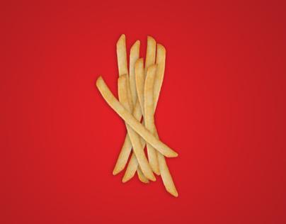 Mcdonalds Fries Campaign