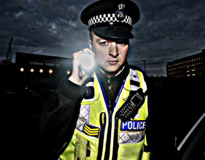 A day in the life of Britain's 'Super Cop'.