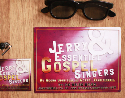 Jerry & Essentiel Gospel Singers