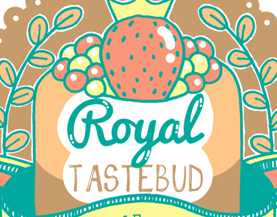 [Royal Tastebud cafeteria Corporate Identity