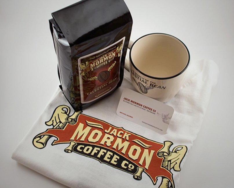 Jack Mormon Coffee