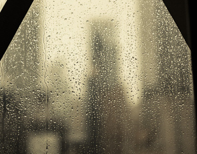 Just a rainy day in New York II
