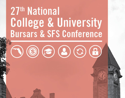 Bursars Conference Brochure