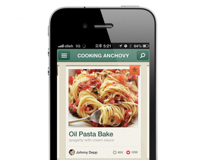anchovy cooking recipe app for iphone