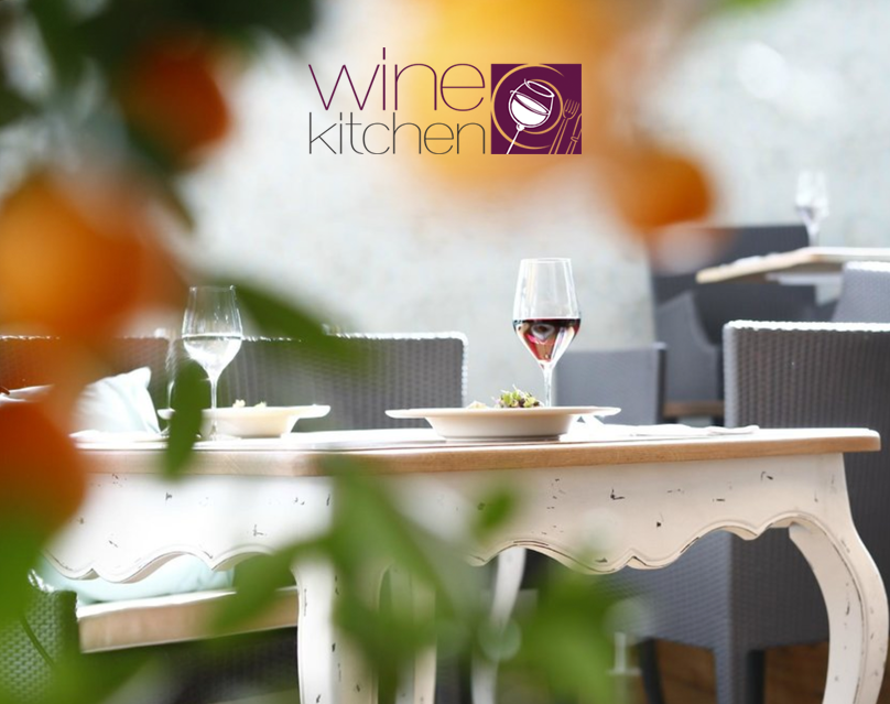 Design for Mediterranean Restaurant Wine Kitchen