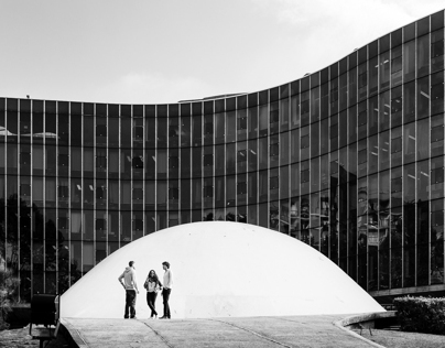 Oscar Niemeyer Architecture