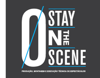 Stay On The Scene - logo
