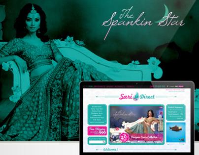 SariDirect.com - Sari Online Store