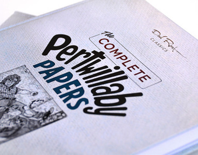 Don Rosa Classics: The Complete Pertwillaby Papers