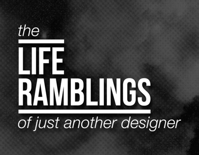 The Life Ramblings Ebook