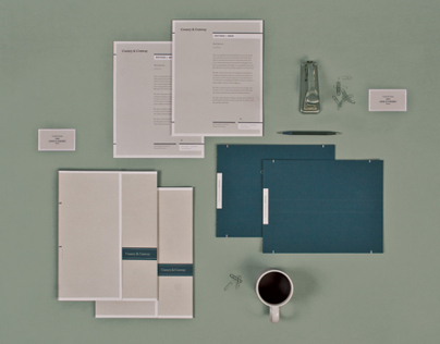 Cooney & Conway Collateral Kit