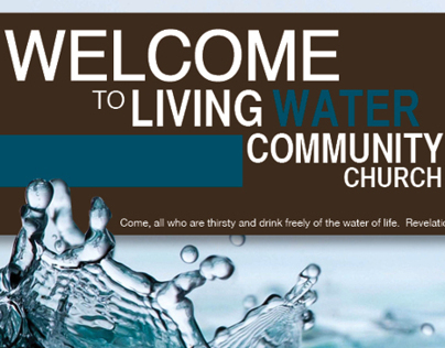 Living Water Welcome Book