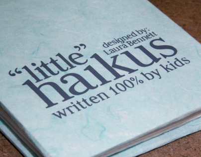 Little Haikus Book